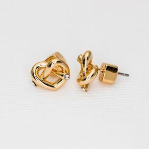 f26006411 kate spade Jewelry - Kate Spade loves me knot studs Earrings New
